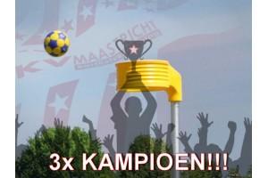FP Kampioen 3x